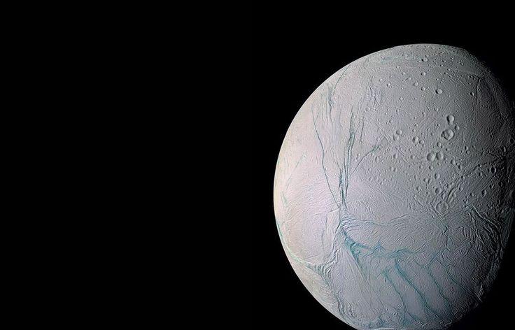 Vie extraterrestre : après Mars et Europe la Nasa annonce Encelade comme  monde habitable