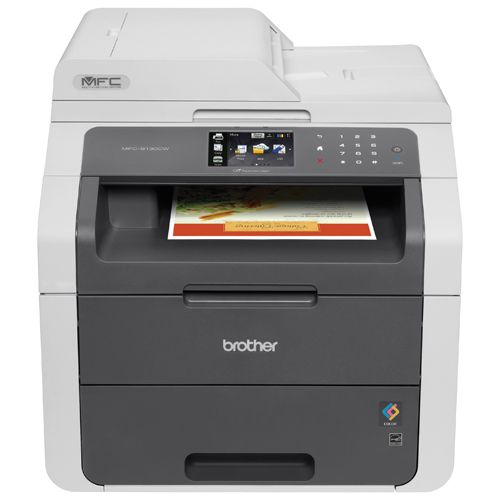 MFC9130CW - BROTHER Imprimante laser couleur tout-en-un sans fil de Brother (MFC9130CW)