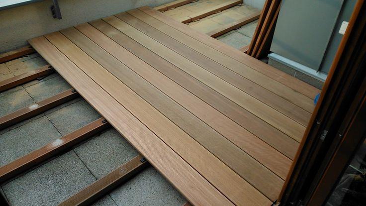 Terrassenverbinder für Holzterrassen Dielenfix ll DF 17/22/28 mm #terrassenverbinder #holzterrassen #dielenfix