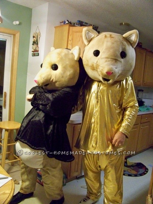Kia Hamster Commercial >> Coolest Kia Soul Hamsters Couple Halloween Costumes | To be, Hamsters and Halloween