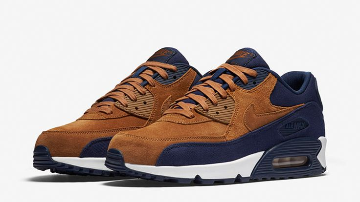 Nike Air Max 90 Ale Brown 03