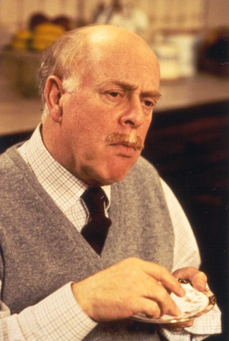 Clive Swift (as Richard)
