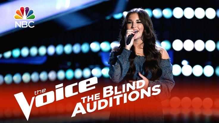 """The Voice 2015 Blind Audition - Deanna Johnson: """"All I Want"""""""