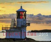 """Buch, Kultur und Lifestyle - Kalender und Geschenkkarten: Rezension: """"Leuchttürme 2015""""- Delius Klasing"""