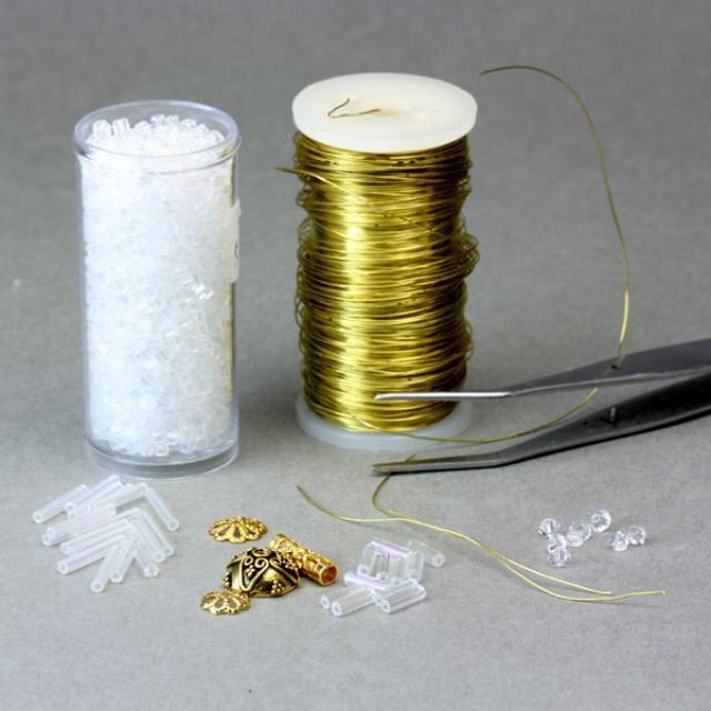 how to make small crystals