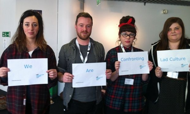 students at lad culture summit