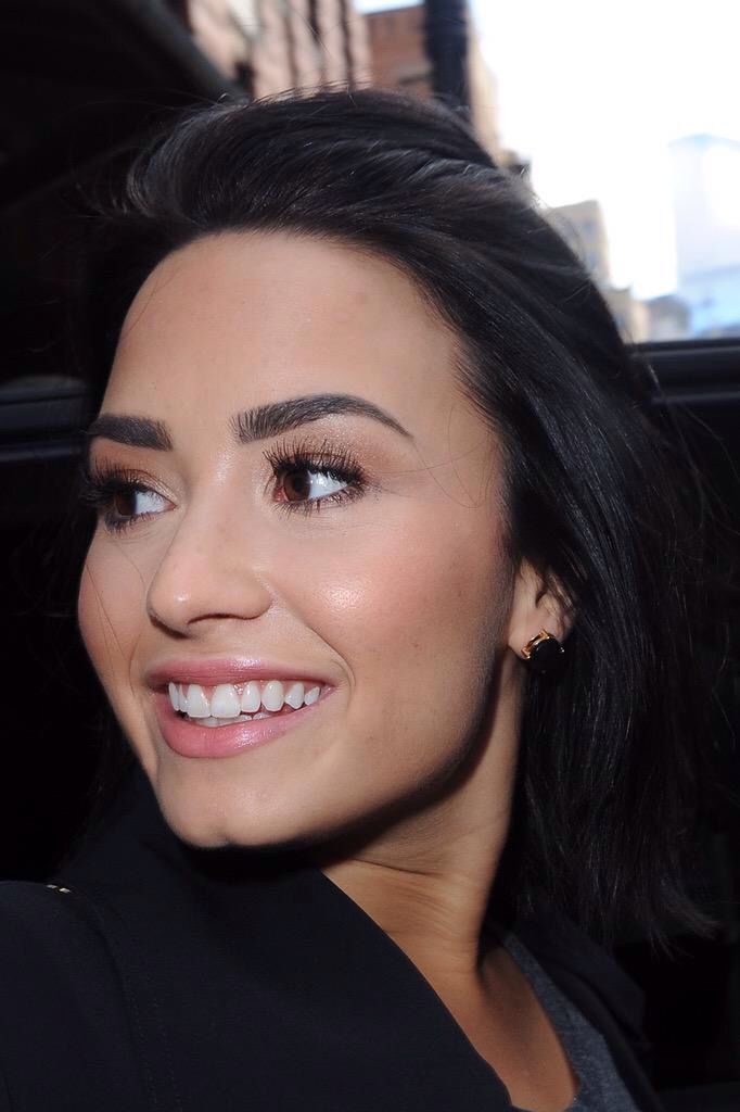 Demi Lovato out in New York  - October 17th