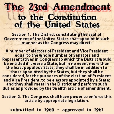 constitutional amendment 22 The 22nd amendment to the united states constitution sets term limits for the elected president of the united states  what are the constitutional amendments read .
