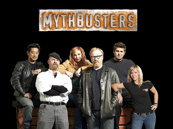 MythBusters HD Wallpapers