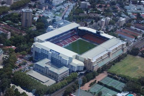 Newlands Stadium, Cape Town