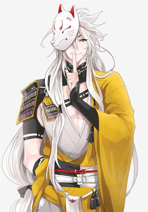 Touken Ranbu 小狐丸