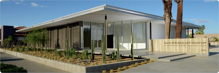 Palm Springs Art Museum :: Architecture Design Center