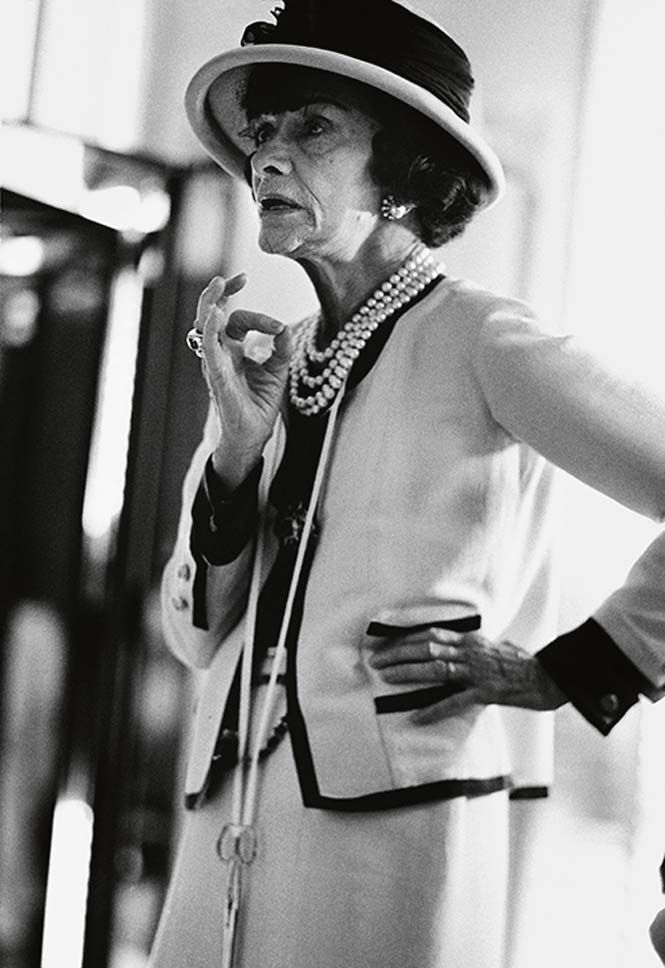 Coco Chanel: from rags to riches – nAidAa P