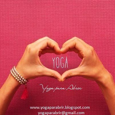 #Yoga encontrá tu clase de yoga en  www.yogaparabrir.blogspot.com