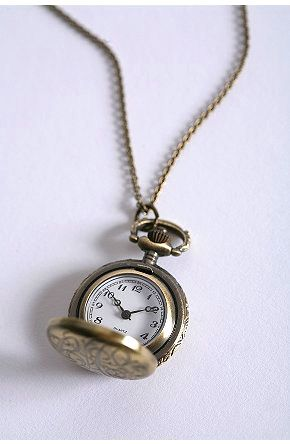 179 best lockets and charm bracelets images on pinterest jewerly i have a thing for clock lockets apparently aloadofball Choice Image