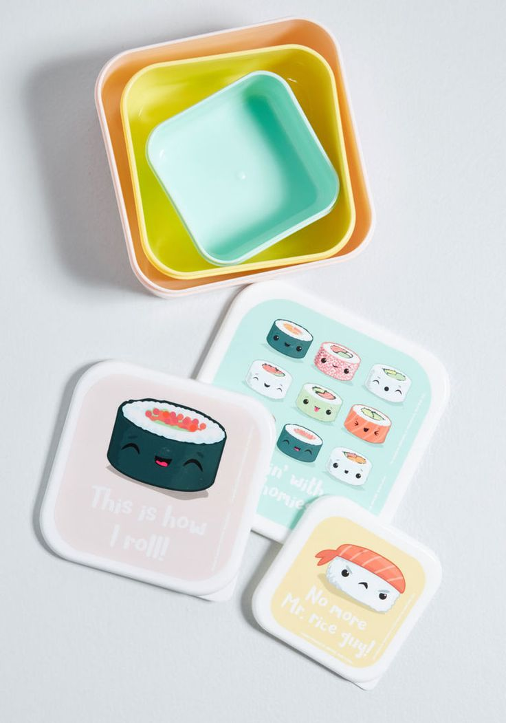 Mini Condiment Mayo Container Set for Bento Lunch Box S-3753