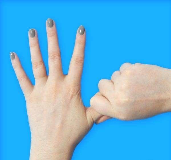 Здоровье на пальцах / Будьте здоровы