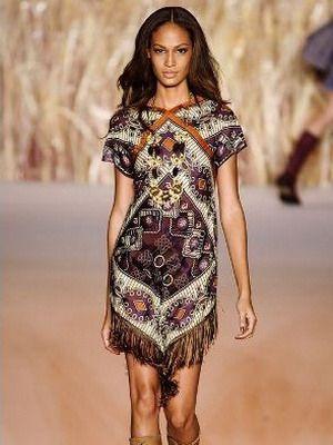 Этнический стиль в одежде: пэчворк, скандинавский, африканский, рустикальный…