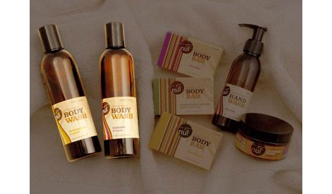 Nui Organic Body Wash - The wonderful healing properties of virgin coconut oil, for a lush natural lather - From $20