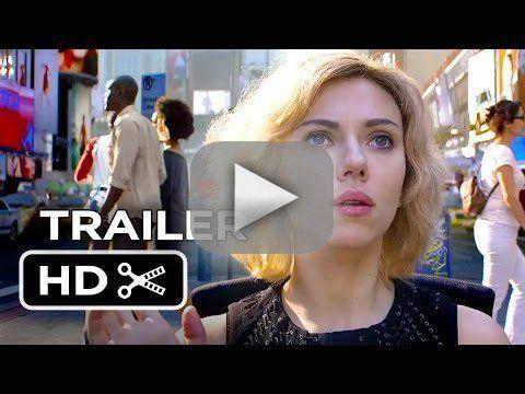 Lucy Trailer: Scarlett Johansson as Superhuman Drug Mule!
