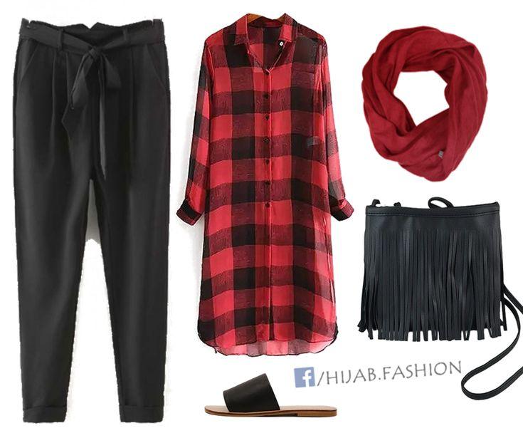 Casual Mid Season Outfit Idea