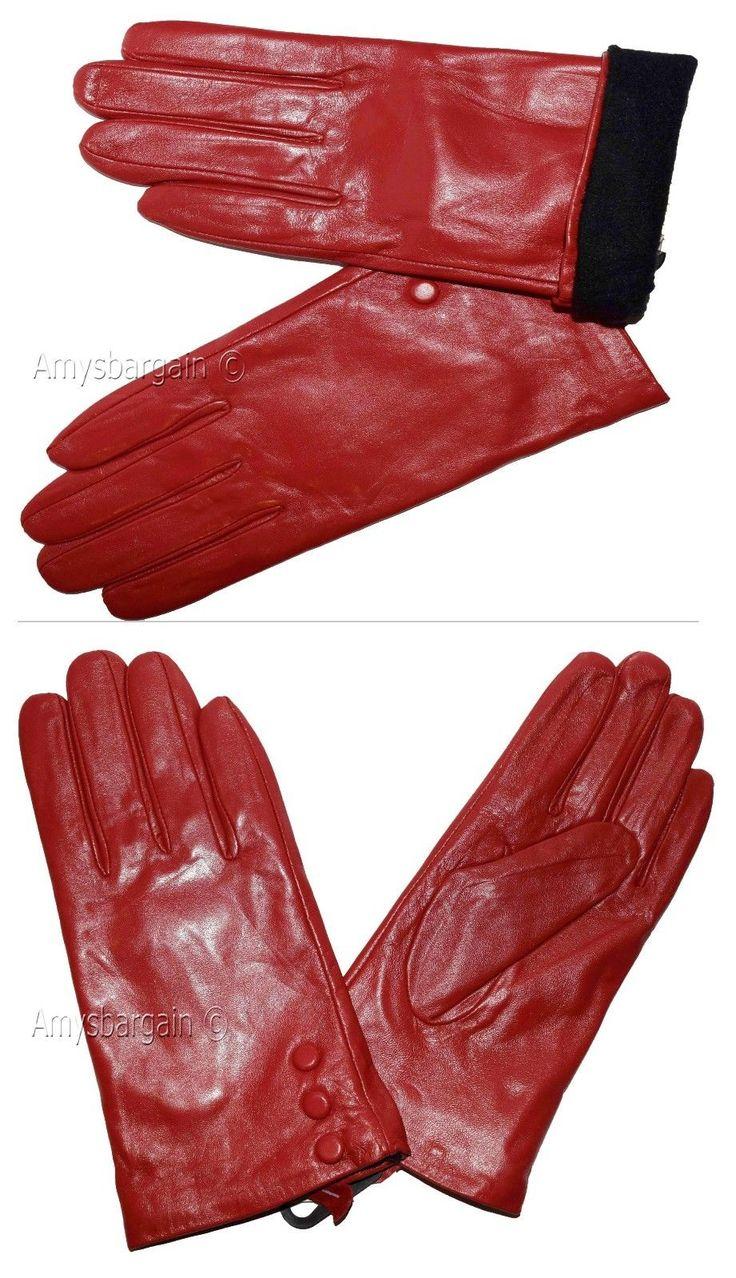 Red dress gloves killer