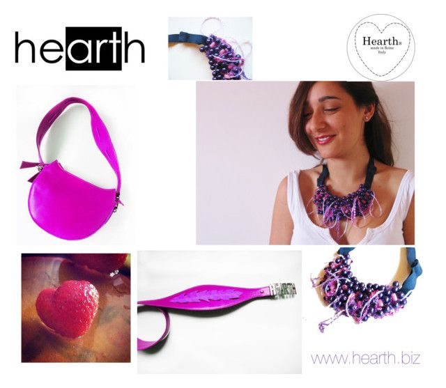 """""""Hearth one of a kind items"""" by hearthfashion on Polyvore featuring moda"""