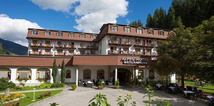 Österreich Tirol Sillian ****Alpenhotel Weitlanbrunn