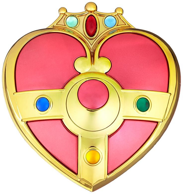 """Bandai Tamashii Nations Cosmic Heart Compact """"Sailor Moon Proplica"""" Action Figure. Product replicates the anime design and look and is perfect for any collection. Product comes well sculpted and engineered to provide customers best product experience. Bears Official Bluefin Distribution Logo."""