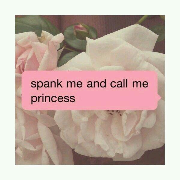 Spank me......