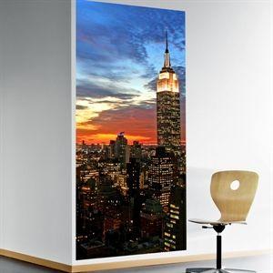GoBig Metropolis #NewYork #wallpanel #homedecor