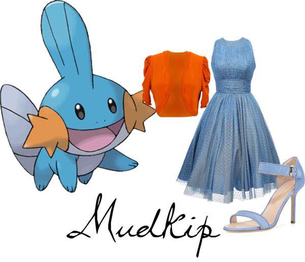 Cosplay Makeover Monday - Pokemon Starters Hoenn Region - Mudkip