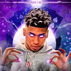 NLE Choppa Artwork Hip hop artwork, Rap wallpaper