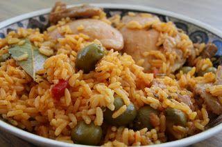 El Sabor de Mí: A Taste of my Latin Food and Culture: Arroz con Pollo. Need I say more?