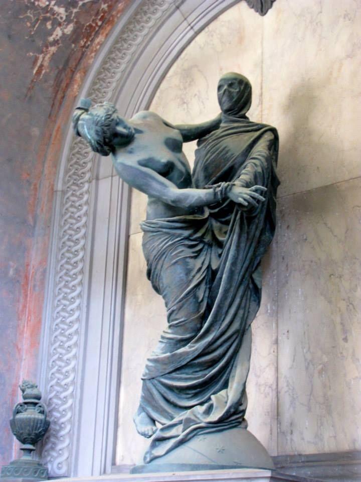 #Staglieno - Giulio Monteverde - Tomba Celle - 1893 ...
