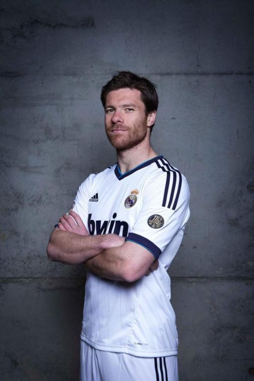Equipacion Real Madrid 2012/2013