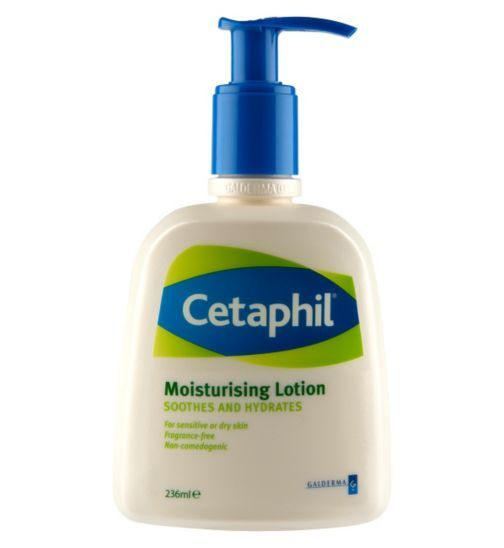 Cetaphil Moisturising Lotion Soothes and Hydrates 236ml - Boots
