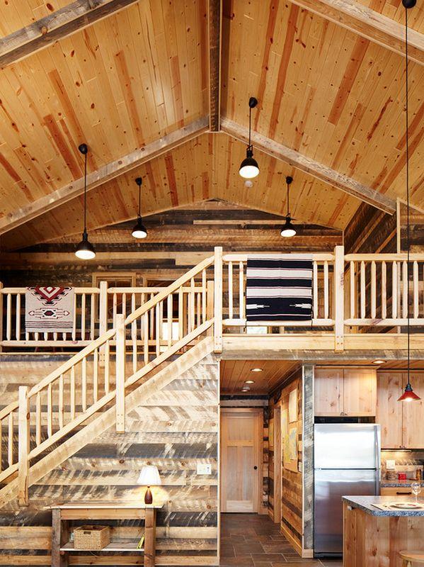 Loft Bedrooms Making Space House Plan