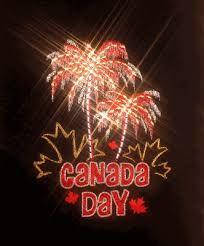 #canadaday2015 #canadaday #happycanadaday Canada Day Fireworks GIF