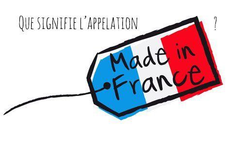 """Le point sur les vêtements """"made in France"""" et ce que signifie cette appellation."""