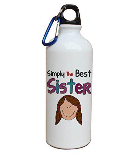 Rakhi gifts for sister Aluminium water bottle | gift for brother | gift for sister | rakshabandhan festival gifting online. #Rakhigifts #girlsfashionsense #rakshabandhangifts   #sistersgifts #rakhi2016