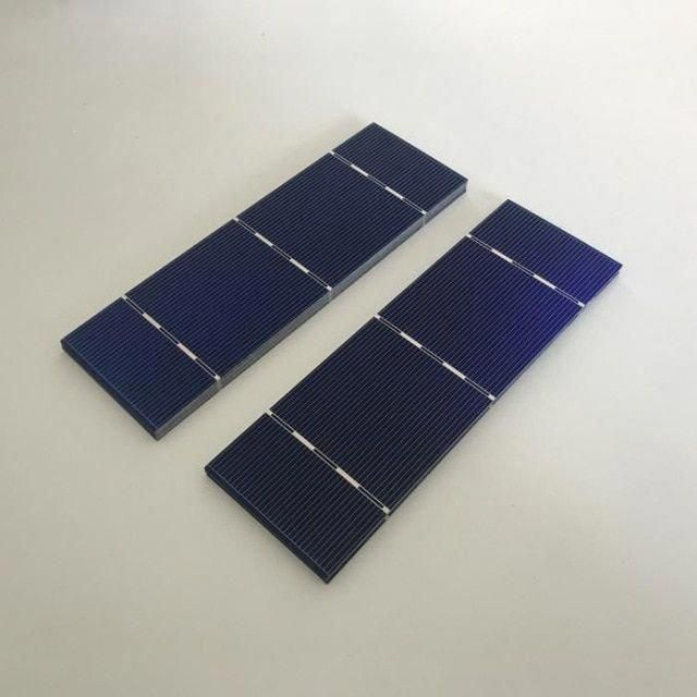 Allmejores 50pcs Monocrystalline Solar Cell 156mm 52mm 1 6w Pcs For Diy 12v 24v Solar Panel Charger 0 5v Sma In 2020 Solar Panel Charger Solar Energy Panels Solar Cell