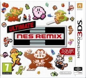Ultimate NES Remix 3DS Game Ultimate NES Remix 3DS Take on a rapid-fire onslaught of challenges and mash-ups from 16 of Nintendo39