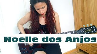 Noelle dos Anjos: Game of Thrones Theme Guitar Cover   Here's another theme song cover! This time for the opening title of Game of Thrones :) Featuring some of my favorite female characters in the series! Hope you guys like it. Written by Ramin Djawadi Arrenged by Jake McCoy (https://www.youtube.com/jam2995) Performed by Noelle dos Anjos | Gear | - Guitar: Epiphone Les Paul Studio Deluxe Red Wine - Audio interface: Behringer U-Phoria Umc22 - DAW software: Reaper - Guitar plugins: TSE 808…