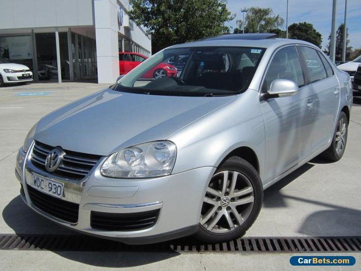2007 Volkswagen Jetta Comfortline 4 Door Automatic Sedan  #vwvolkswagen #jetta #forsale #australia