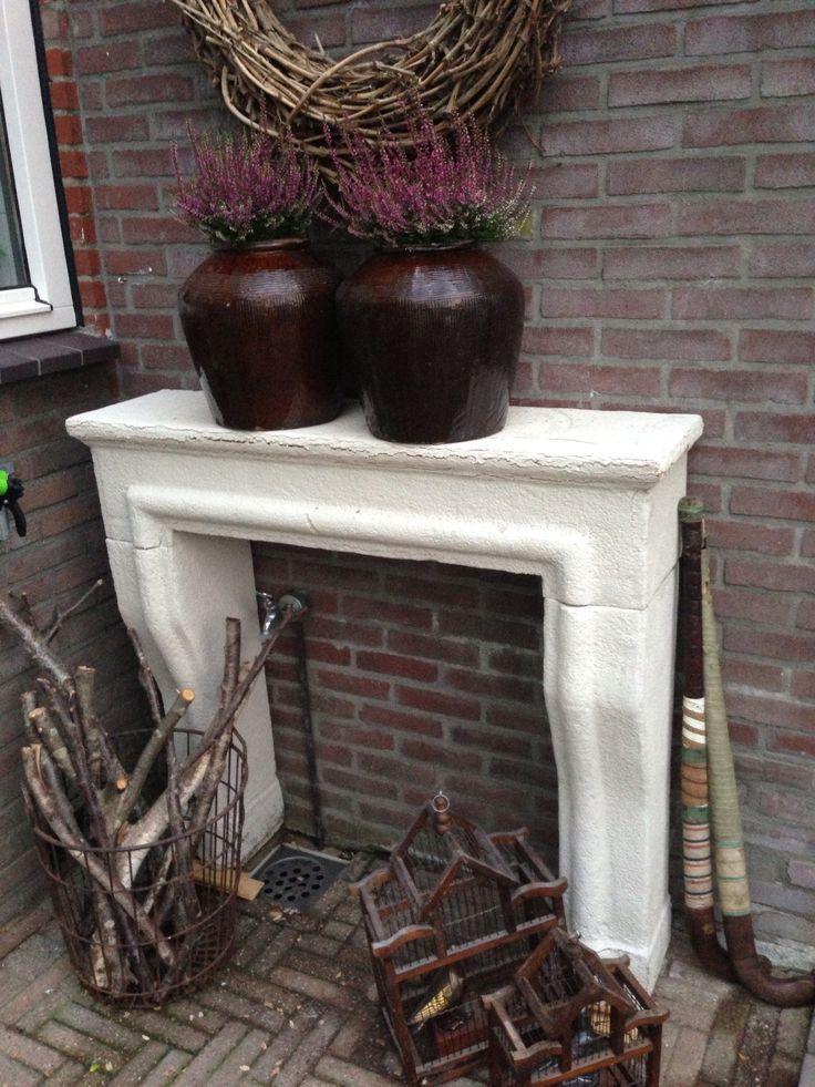 #Inspiratie #Decoratie #sfeer #FavorietXL   leuk voor in de tuin   Pinterest   Gardens, Home and