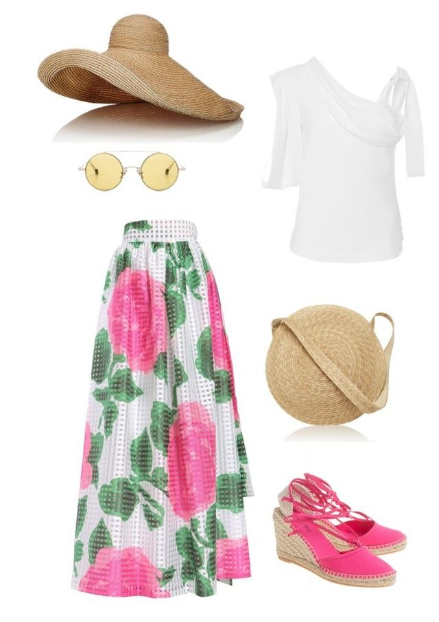3 by explorer-14994079344 on Polyvore featuring мода, Haus Alkire, Tory Burch, Sophie Anderson, Lola and Ahlem