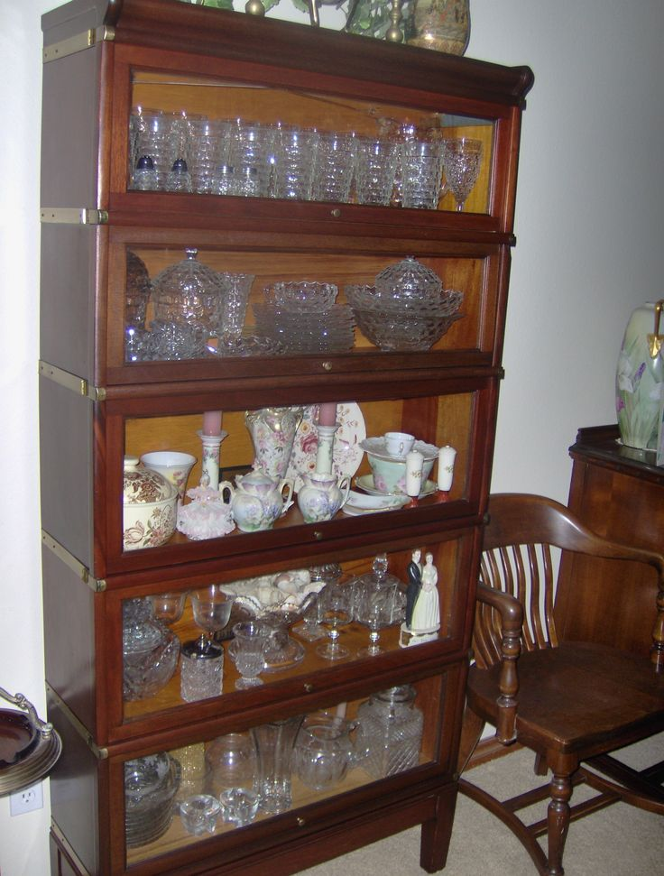 31 best Globe Wernicke Lawyer Bookcases images on Pinterest ...