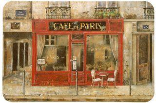Di Marga Code: un clavel anaranjado en el café parisino de Sonia Diaz Corrales
