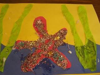Maros kindergarten: Summer & ocean crafts #summercrafts #oceancrafts #fishcrafts